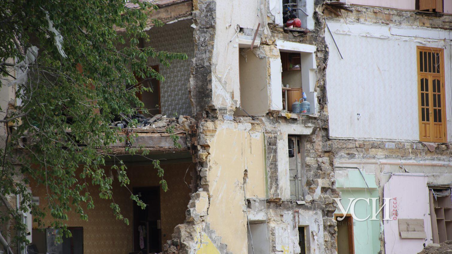 Спасатели прекратили разбирать завалы у рухнувшего дома на Торговой: что там происходит сейчас (фото) «фото»