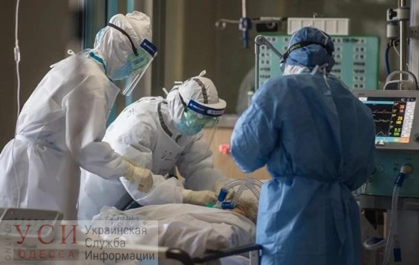 В Одесской области за сутки — два смертельных случая с коронавирусом ОБНОВЛЕНО «фото»