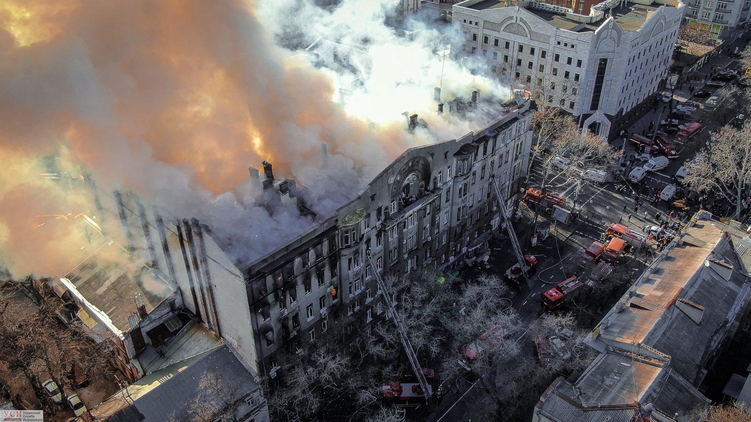 В 13 миллионов оценили материальный ущерб от трагического пожара в колледже на Троицкой «фото»