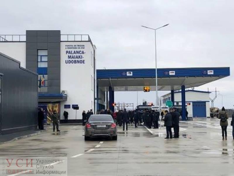 Украина открывает границы: в Одесской области заработали еще два пункта пропуска в Молдову «фото»