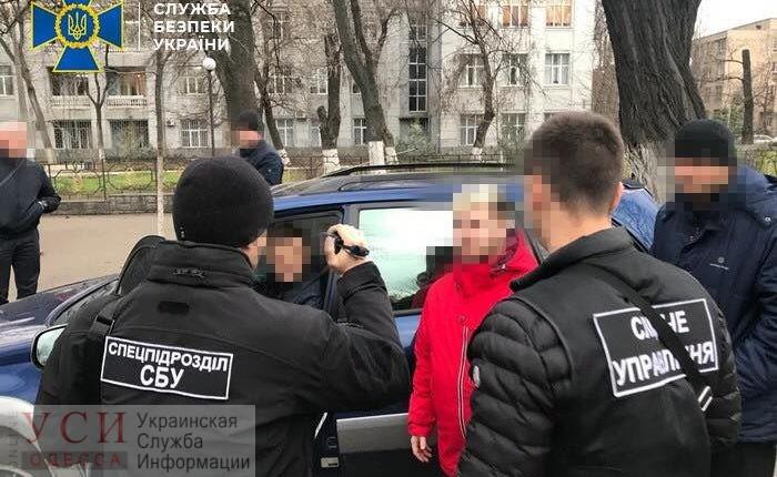 В Одессе будут судить главного инспектора Гоструда, попавшегося на взятке «фото»