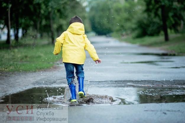 В среду синоптики обещают дождь «фото»