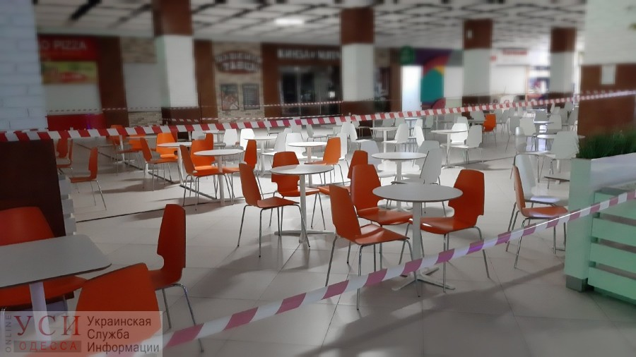 Фудкорты и развлекательные площадки в ТРЦ открывать пока не будут «фото»