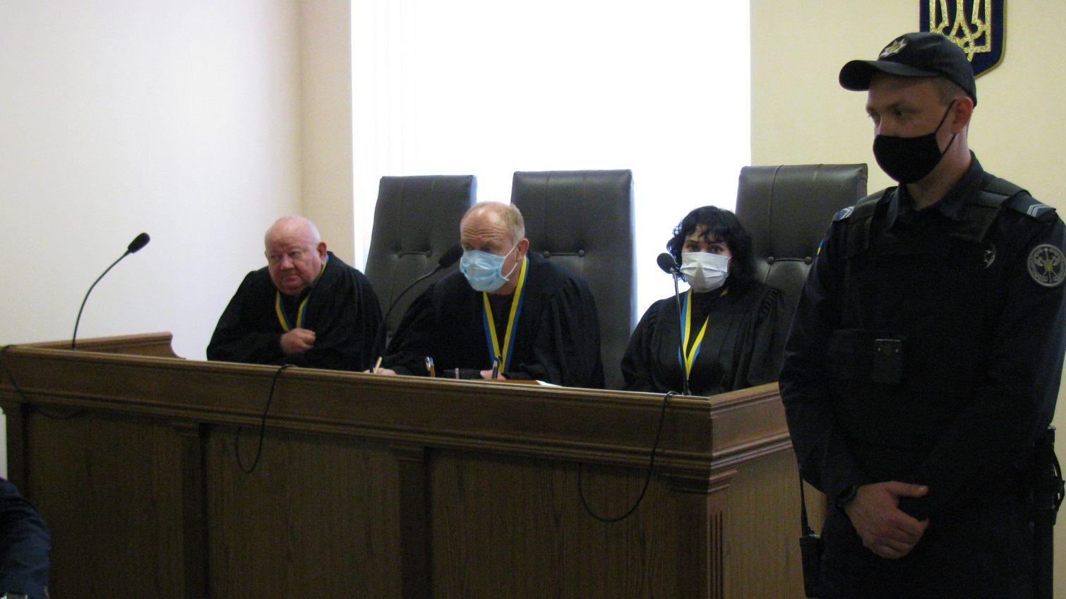 Обвиняемым в нападении на одесского общественника Устименко продлили срок в СИЗО (фото) «фото»