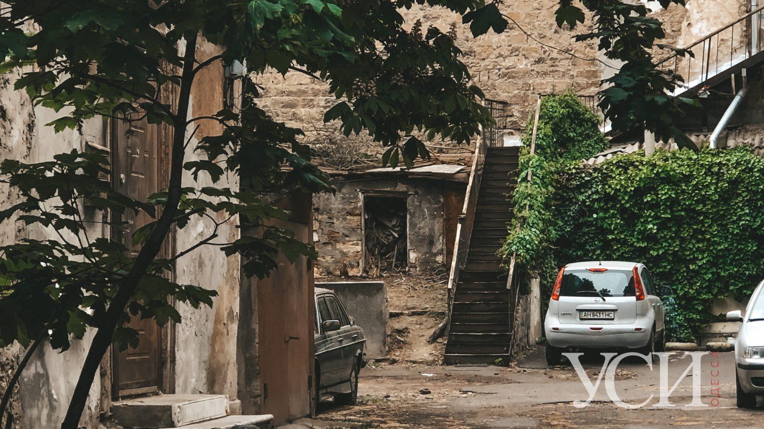 Уютные дворики центра Одессы: прогулка по живописным местам (фоторепортаж) «фото»
