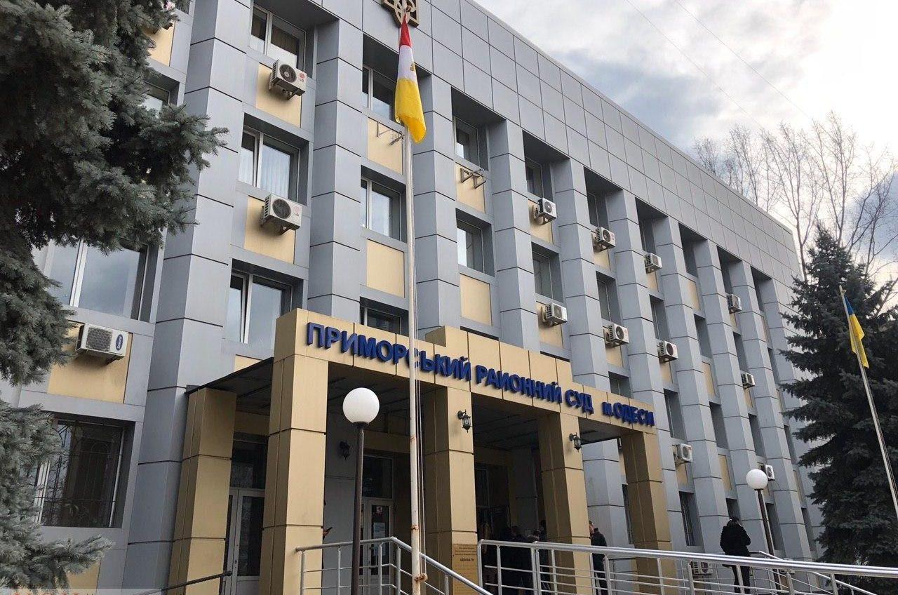 В Одессе оштрафовали мужчину на 17 тысяч гривен за то, что гулял без документов в карантин «фото»