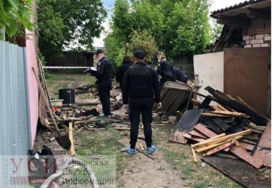 В Беляевском районе в сарае взорвался снаряд — погиб мужчина (фото) «фото»