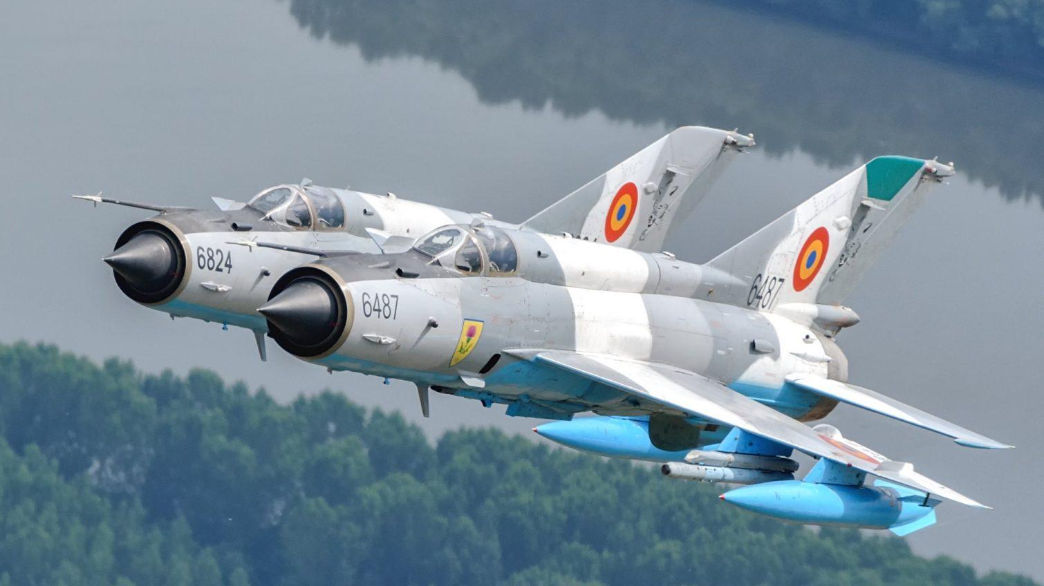 Истребители НАТО перехватили российские бомбардировщики над Черным морем (фото) «фото»