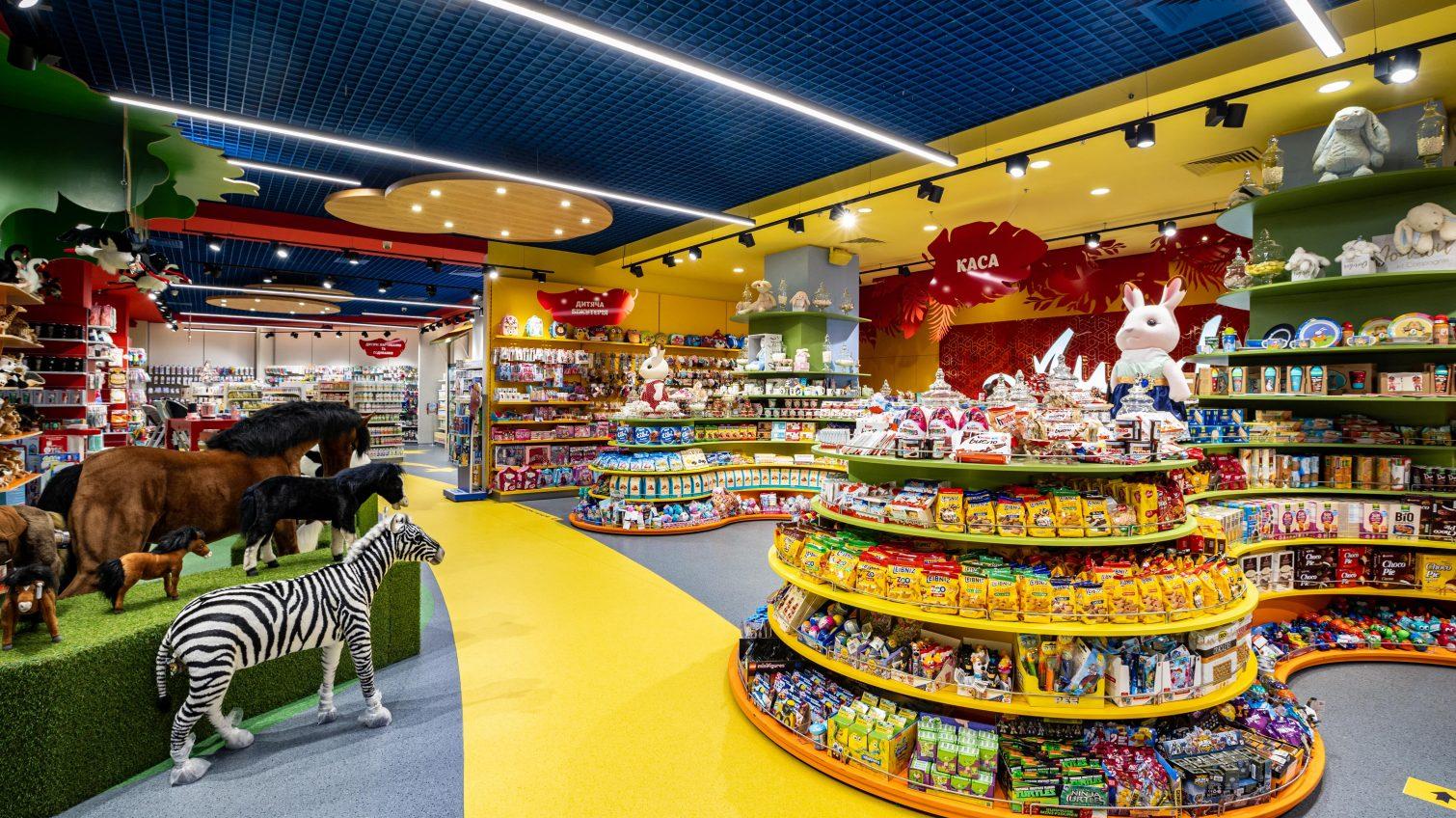 Крупнейший детский супермаркет Amador открыт для посетителей (фото) «фото»