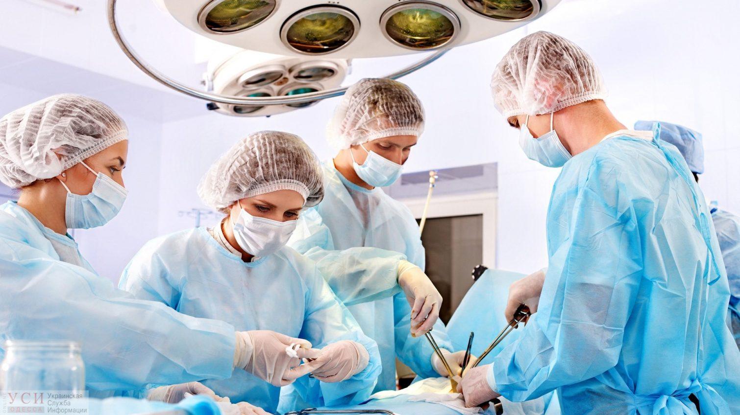 В Одесской области на операционном столе умер ребенок — ведется следствие «фото»
