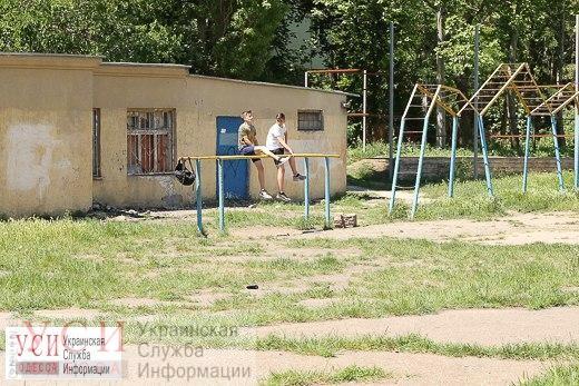Авторы одесских «золотых туалетов» взялись за школы и отремонтируют стадион за 24,5 миллиона гривен «фото»