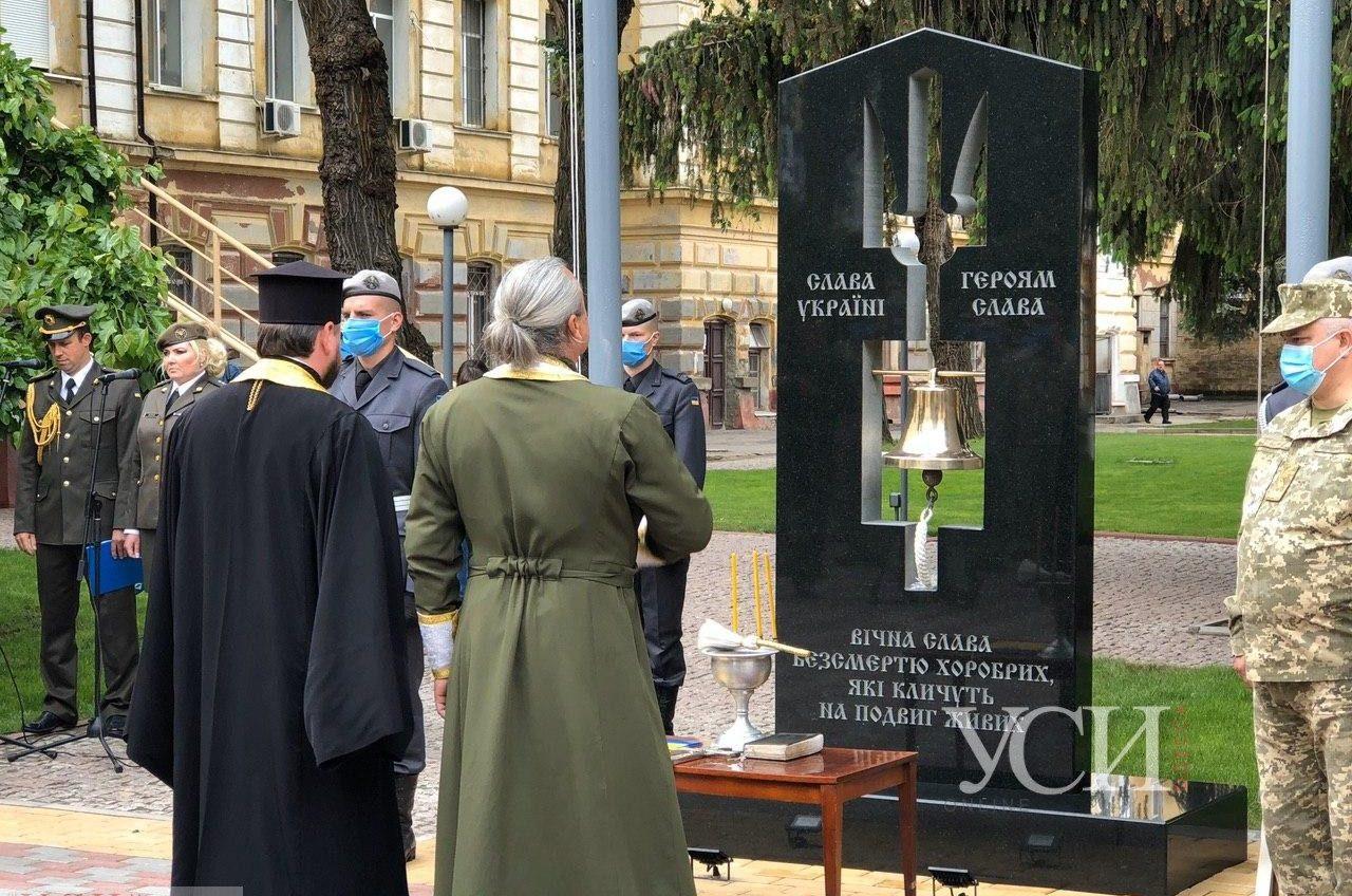 Помнить: в Одессе открылся памятник погибшим воинам АТО и ООС (фоторепортаж) «фото»