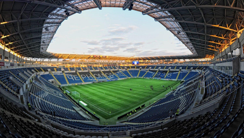 Стадион «Черноморец»: зачем американской компании одесский спорткомплекс «фото»