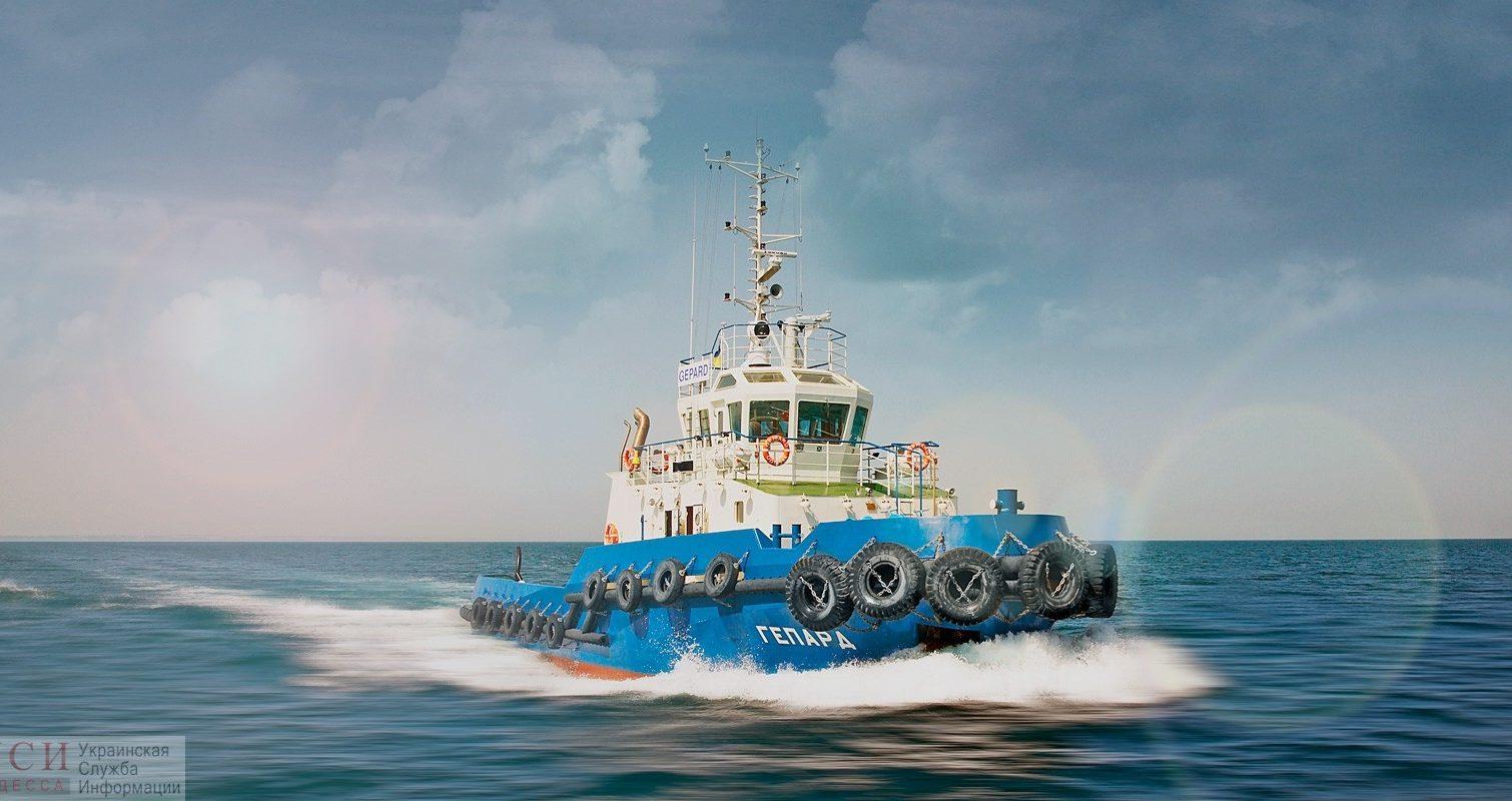 Капитана частного буксира спасли, когда у него случился сердечный приступ в море (фото) «фото»