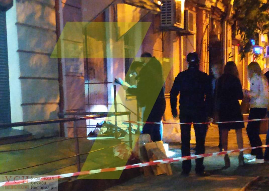 Нападение: на Пантелеймоновской зарезали мужчину (фото) «фото»