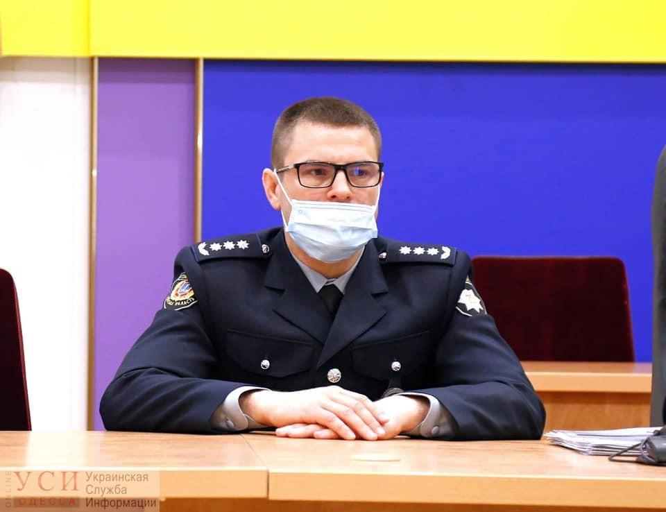 Одессит Иван Ищенко возглавил полицию Винницкой области (фото) «фото»