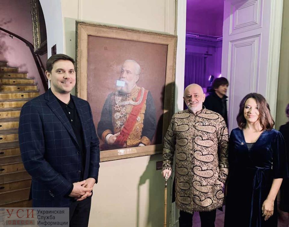 Глава Одесской области выступил в поддержку Ройтбурда на должности директора ОХМ «фото»