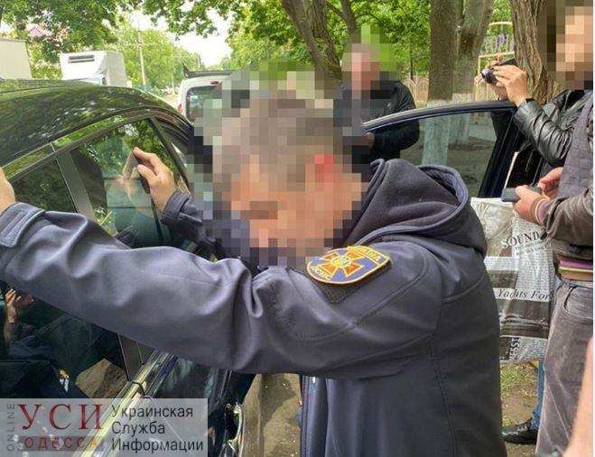 Замначальника ГСЧС в Одесской области взяли под стражу «фото»