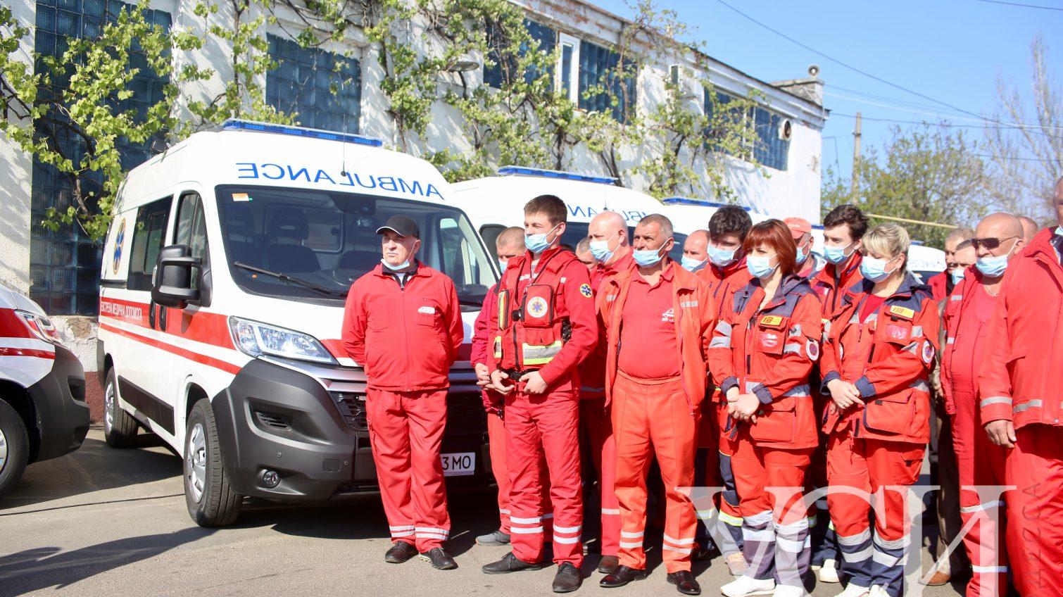 Одесской «скорой» не хватает 113 миллионов: облздрав надеется на помощь местных советов(фото) «фото»