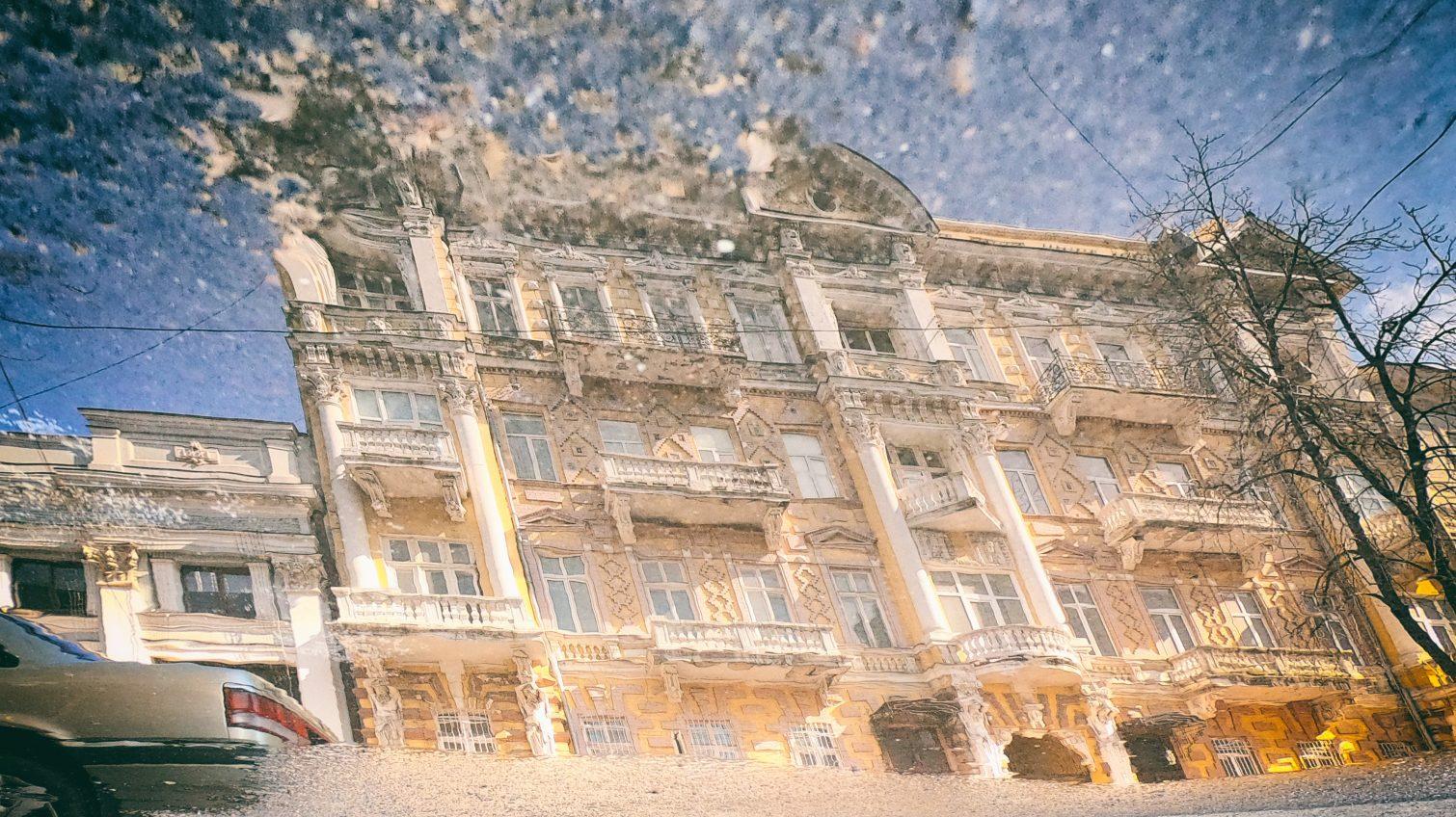 Одесситов ожидает теплый, но дождливый понедельник «фото»