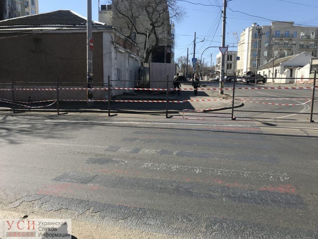 На 10 Фонтана построят еще один дом в трамвайном кольце «фото»