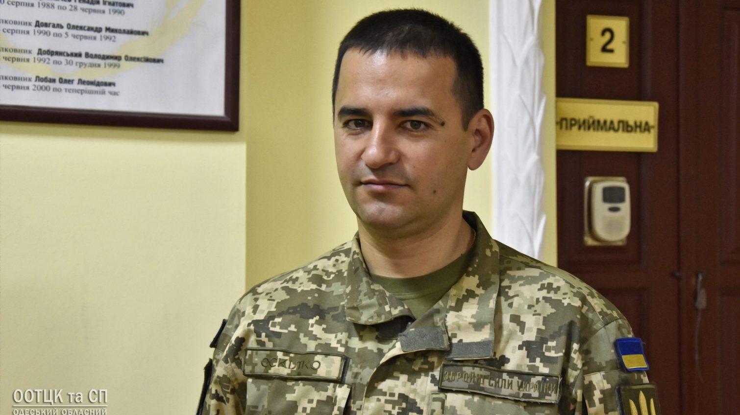 В Приморском районе новый военный комиссар: что о нем известно (инфографика, фото) «фото»