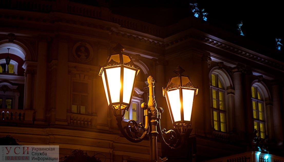 Бельгийцы хотят создать в Одессе новое освещение улиц «фото»