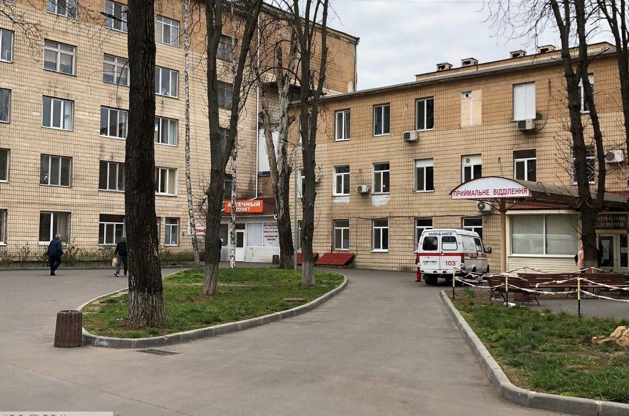 Горбольницу на Малиновского откроют 3 июня после вспышки коронавируса среди врачей «фото»