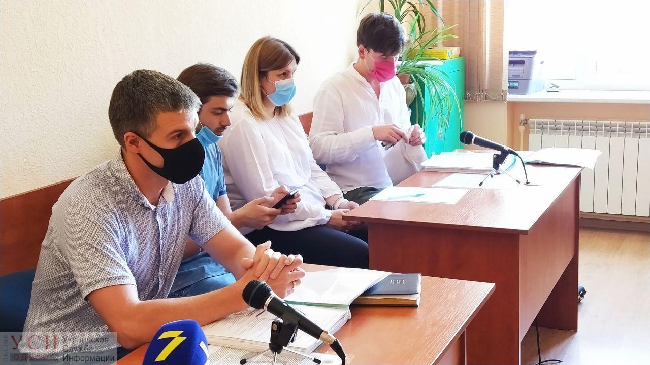 Одесситы через суд намерены остановить стройку ЖК «Граф у моря» на склоне 13-й Фонтана «фото»