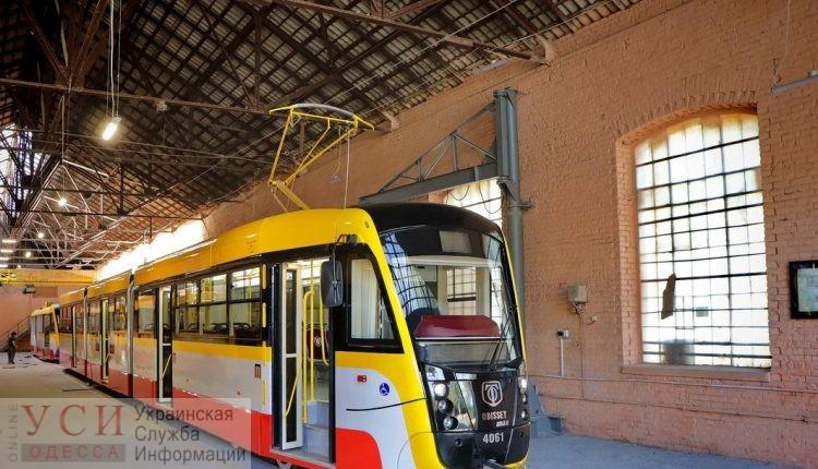 Тендер на покупку новых трамваев на 250 пассажиров для Одессы продлили «фото»