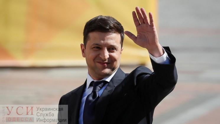 Завтра в Одессе ждут Зеленского: в программе Delfi, трассы и военные моряки «фото»