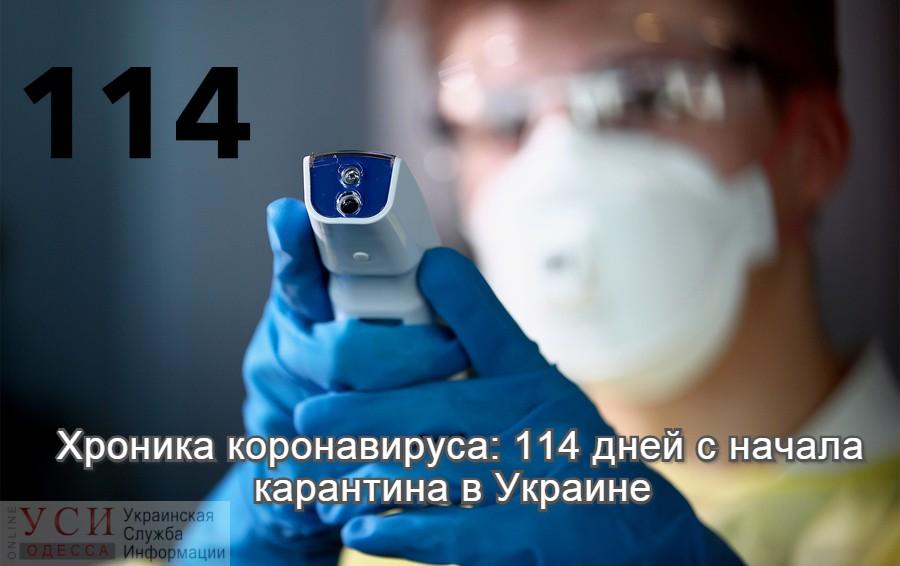 Хроника коронавируса: 114 дней с начала карантина в Украине ОБНОВЛЯЕТСЯ «фото»