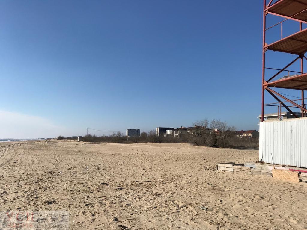 Борьба за побережье в Затоке: прокуратура требует отменить отведение земли частникам (фото) «фото»