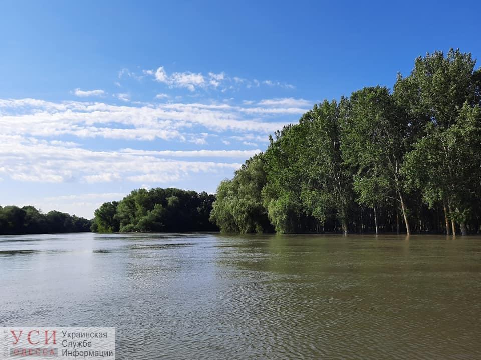 Наводнение в Одесской области закончилось: трассу Одесса – Рени перекрывать не будут «фото»