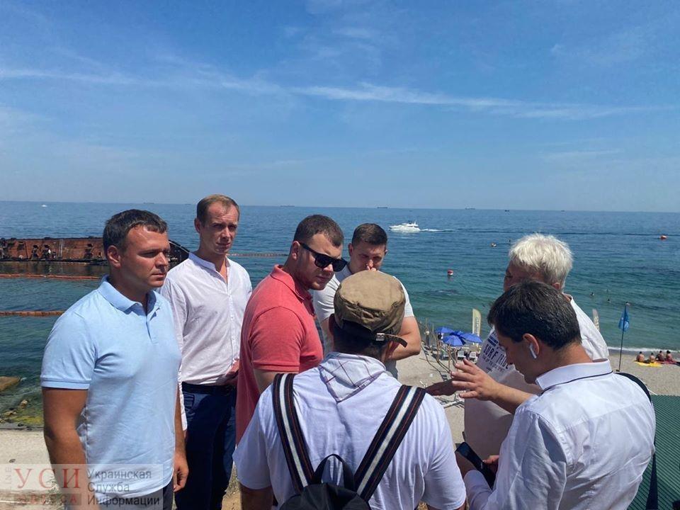 Эпопея с Delfi: Криклий назвал ситуацию чрезвычайной и отказал судовладельцу в подъеме танкера ОБНОВЛЕНО «фото»