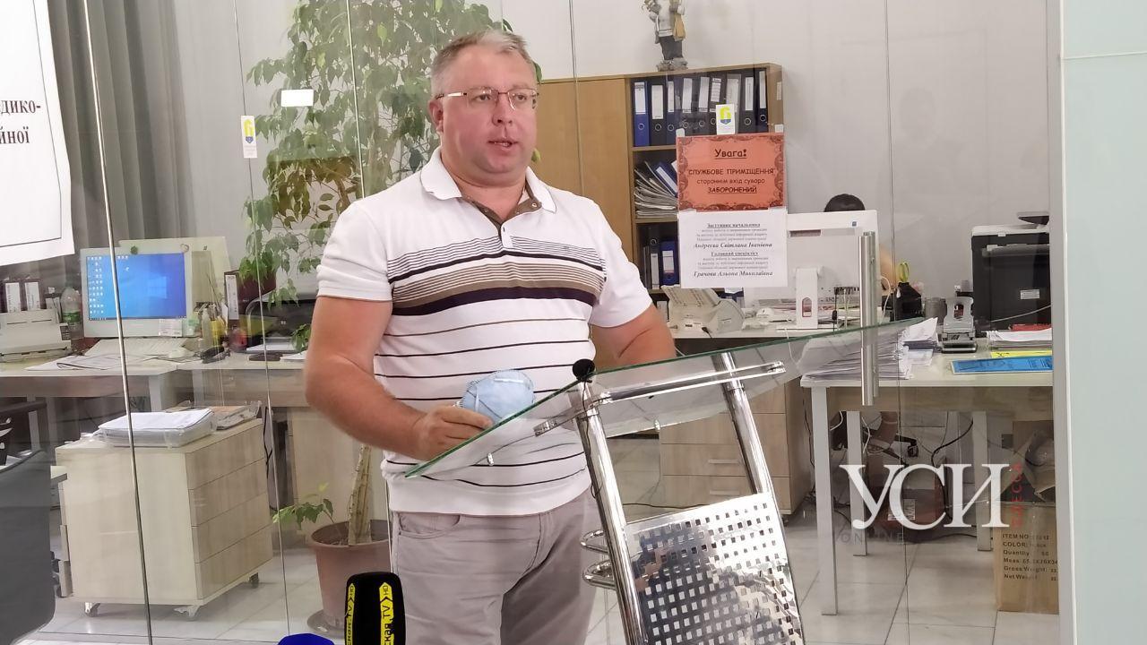 Коронавирус в Одесской области: больных фиксируют меньше, но ИФА-тестов делают недостаточно «фото»