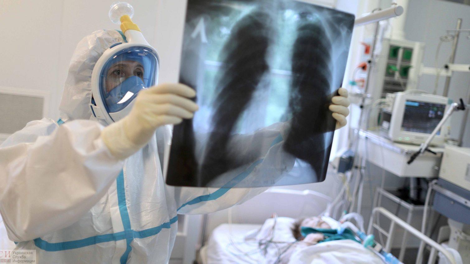 Еще одна пожилая одесситка умерла от коронавируса «фото»