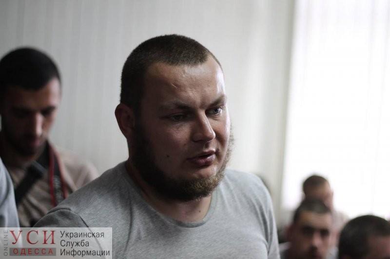 На трассе обстреляли машину с одесским активистом Ганулом (видео) ОБНОВЛЕНО «фото»