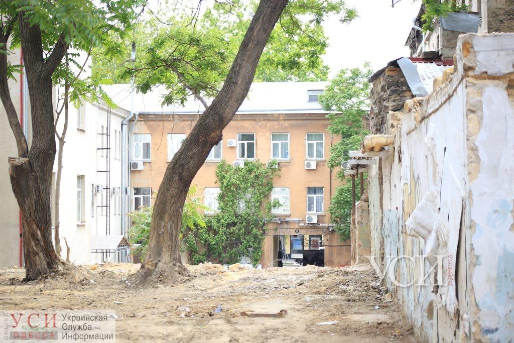«Граф» хочет через суд восстановить документы на стройку в центре Одессы (фото) «фото»