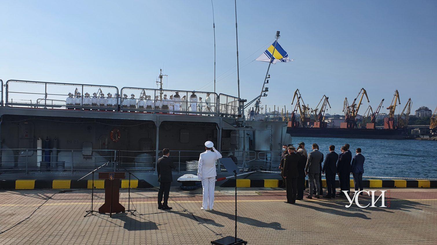 Владимир Зеленский принимает участие в праздновании Дня ВМС (трансляция) ОБНОВЛЯЕТСЯ «фото»
