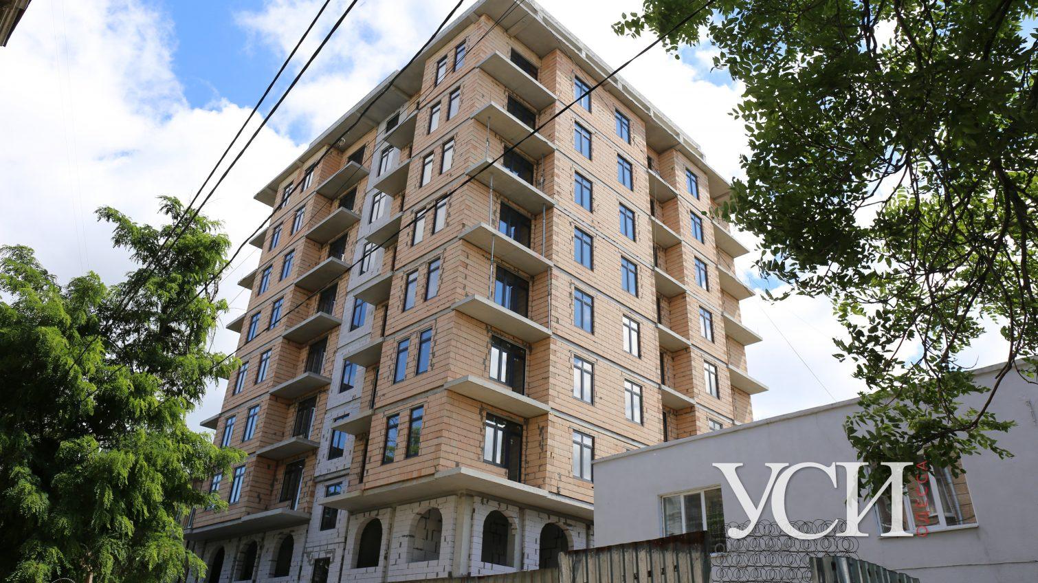 Запланированная семиэтажка возле Успенского собора подросла до 10 этажей (фото) «фото»