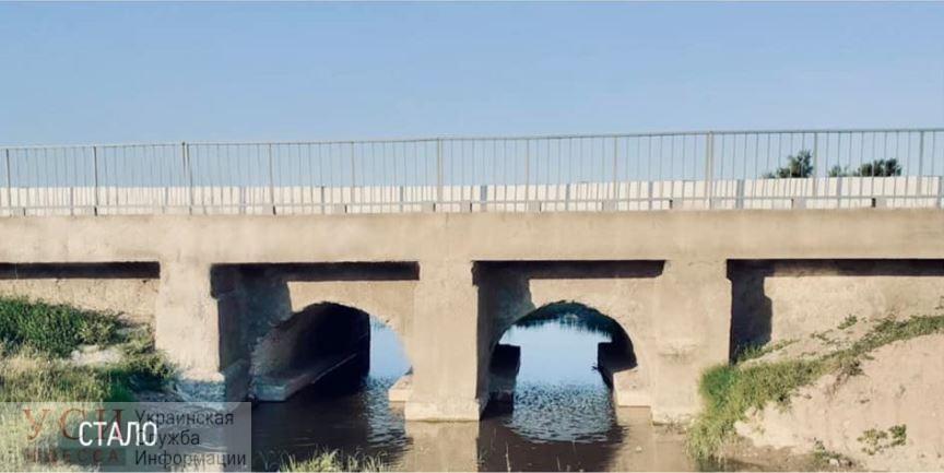 Впервые за 43 года: на трассе Одесса-Рени отремонтировали мост (фото) «фото»