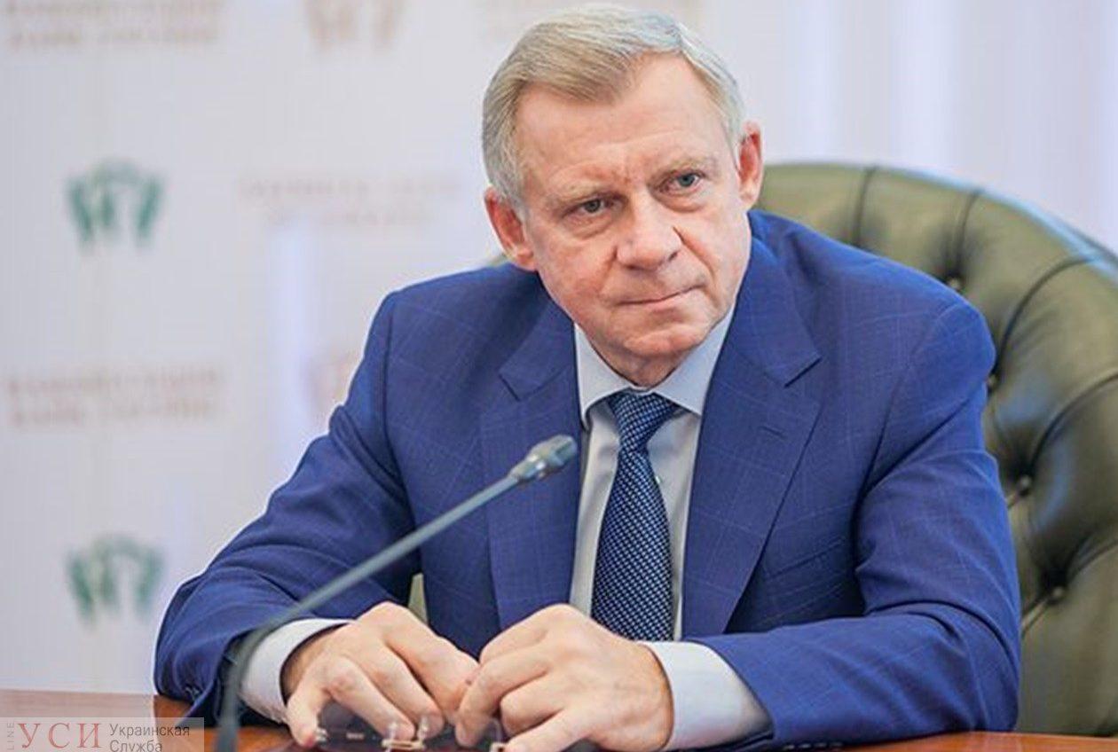 Глава Нацбанка Смолий подал в отставку «фото»