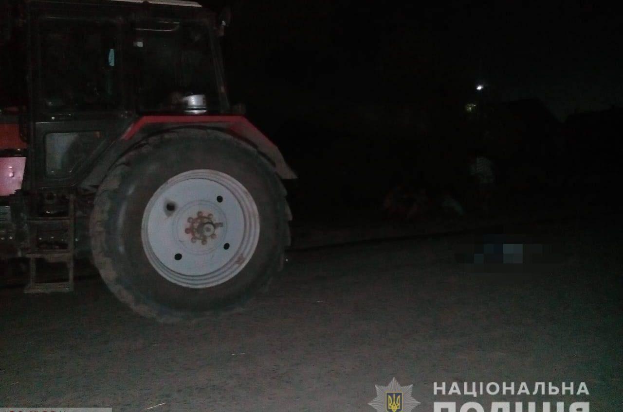 В Одесской области трактор задавил 5-летнего мальчика «фото»