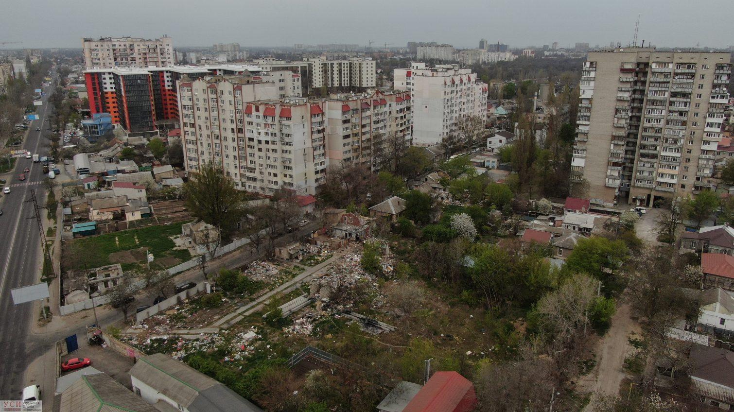 Зона бедствия: на месте заброшенной стройки «Златограда» образовалось пристанище для бездомных (фото) «фото»