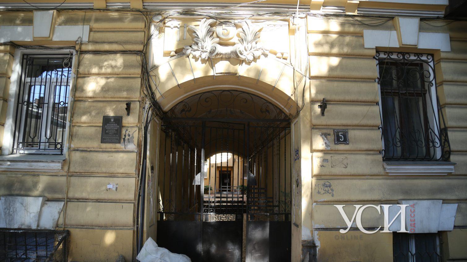 В «очереди» на обрушение: «Дом повешенных» на Маразлиевской (фото, видео) «фото»