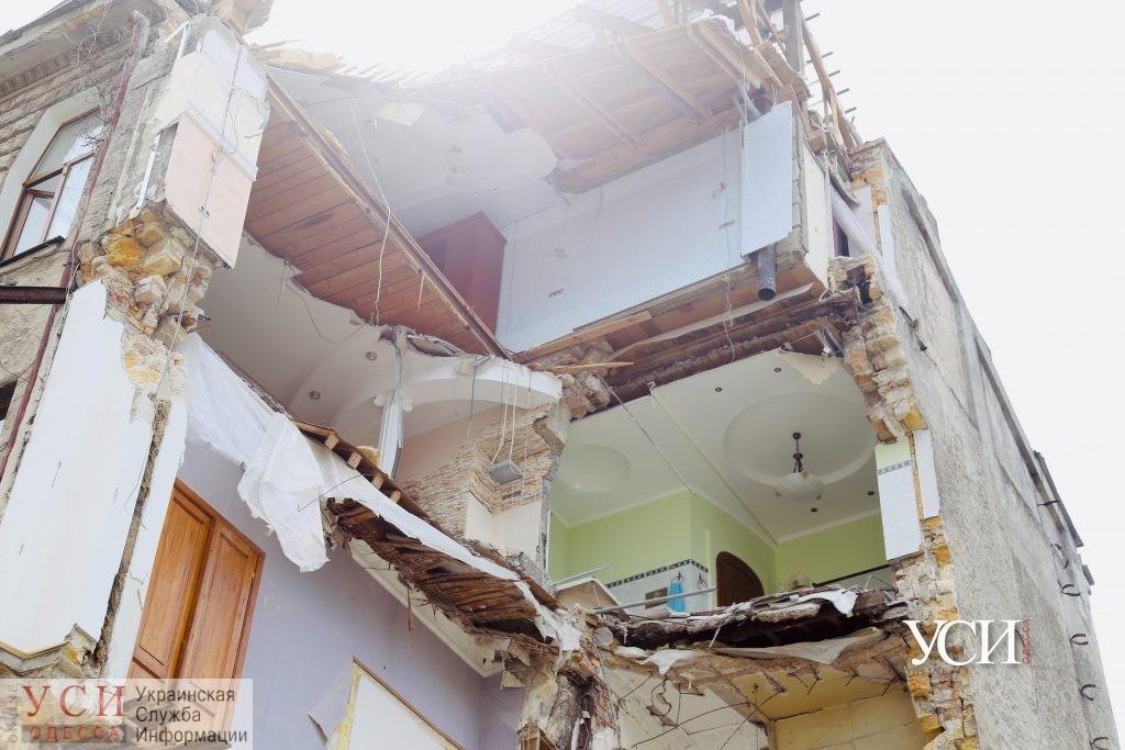 В мэрии назвали причины обрушения дома на Ясной «фото»