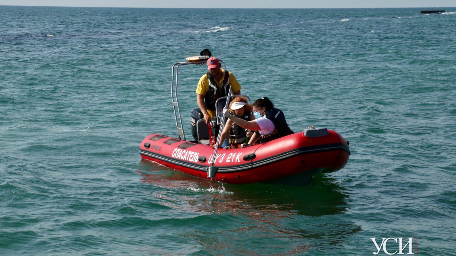 Морская вода на одесских пляжах не соответствует нормам теперь и на глубине (фото) «фото»