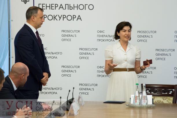 Новым замом генпрокурора Украины стал экс-прокурор Одесской области и Киева «фото»