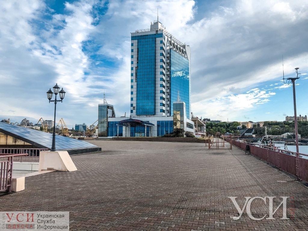 Морвокзал и «погибающую» гостиницу «Одесса» передадут в концессию «фото»